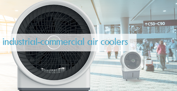 Industrial – commercial air coolers