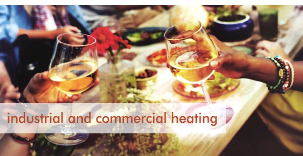 Industrial and commercial heating