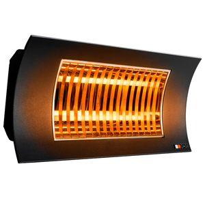 Infrared low glare heater - OASI