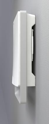 termoventilatore_da_bagno_folio_radialight termoventilatore a parete folio caldobagno folio spessore termoventilatore da bagno folio