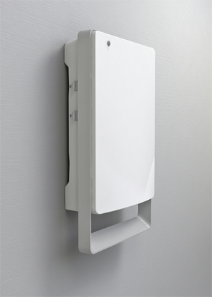 Termoventilatore da bagno con timer folio radialight for Termoventilatore bagno