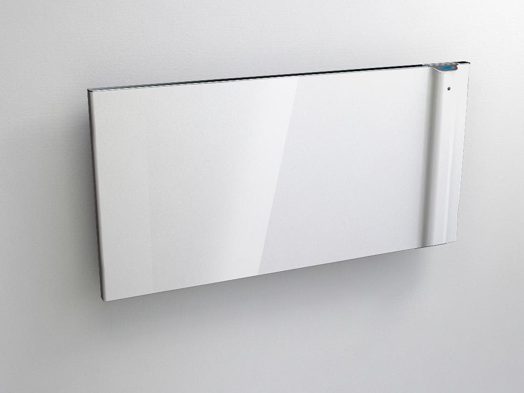 Radiatore elettrico digitale klima 1000w radialight - Convettori elettrici da parete ...