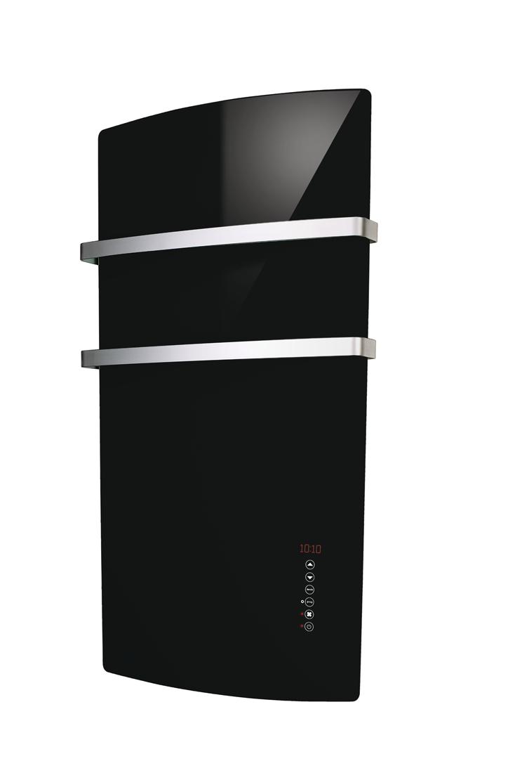 Radiatore Scaldasalviette In Vetro Deva 1500W Versione