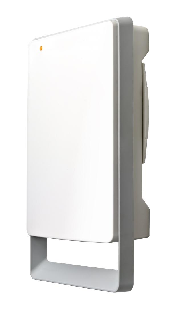 Termoventilatore da bagno con timer Folio ǀ Radialight