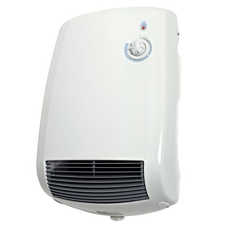 Termoventilatore a muro con termostato CES5000 ǀ Radialight