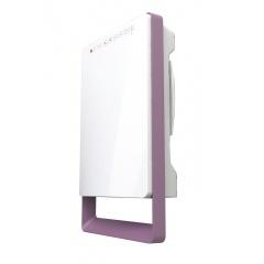 Termoventilatori digitali da parete touch radialight for Termoventilatore bagno